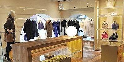 CRUCIANI: completato il restyling dello store di Milano.