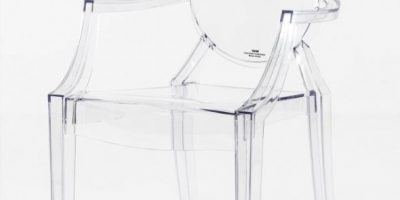 Sedia LOUIS GHOST by PHILIPPE STARCK