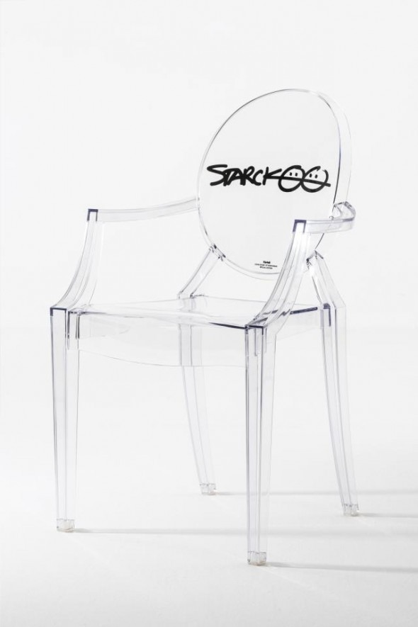 LOUIS GHOST by PHILIPPE STARCK