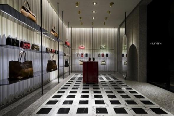 VALENTINO flagshipstore san paolo brasile