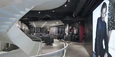 WORMLAND flagship store, Hannover.