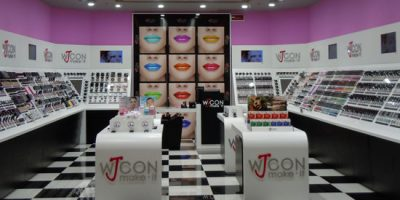 WJCON the new line of low-cost cosmetics made in Italy