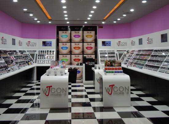 Wjcon cosmetics Spina Design