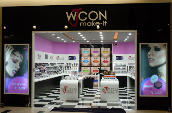 Wjcon cosmetics Spina Design