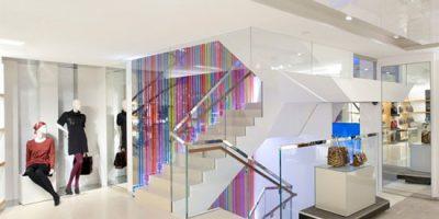 LONGCHAMP: flagship store a Hong Kong