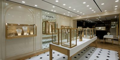 BOUCHERON opens new store concept in Hong Kong.