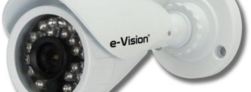 Niente più compromessi con la nuova telecamera analogica e-Vision mod. BUTP300!