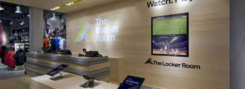 FOOT LOCKER lancia il nuovo concept store per l'Europa.