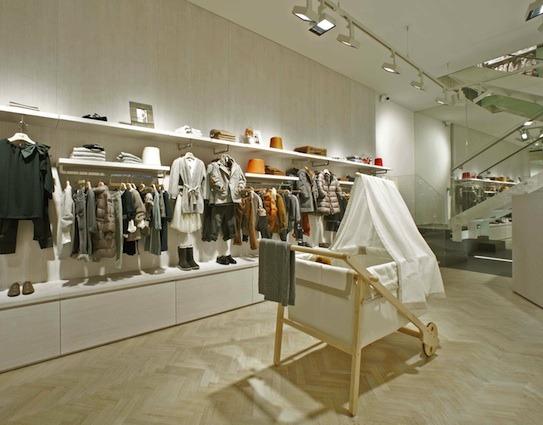 Il Gufo boutique monomarca Firenze