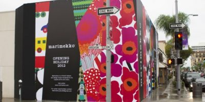 Two new stores for MARIMEKKO in California.
