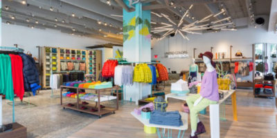 UNITED COLORS of BENETTON, nuovo flagship store a Miami.