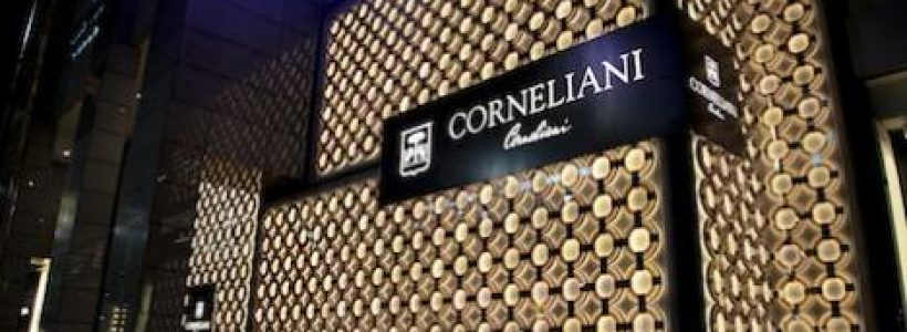 CORNELIANI: nuovo flagship store a Shanghai.