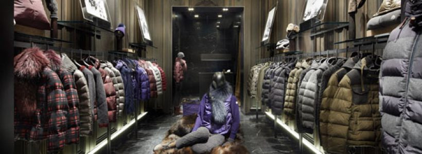 MONCLER, nuovo opening a Francoforte.