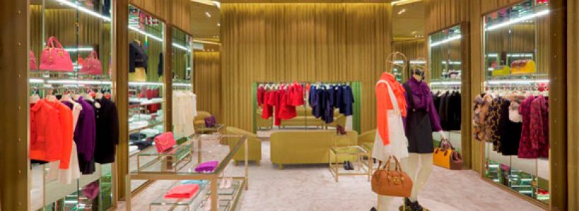 Miu Miu opens at Four Seasons in Macau.