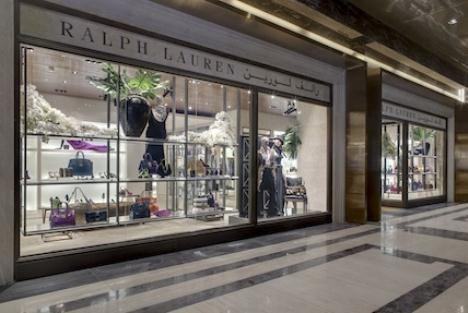 RALPH LAUREN store Kuwait City