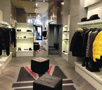 Richmond apre il primo flagship store nella capitale Ceca