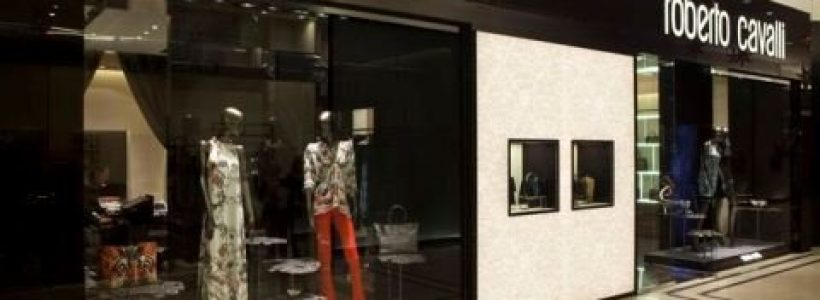 ROBERTO CAVALLI: primo flagship store a Bucarest.