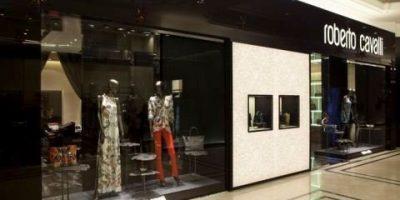 ROBERTO CAVALLI opens mono-brand store in Bucharest, Romania.