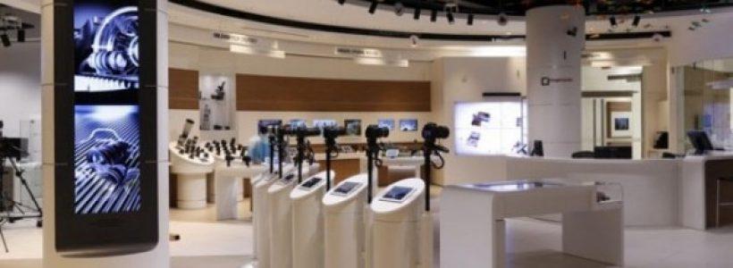 CANON: primo concept store in Canada.
