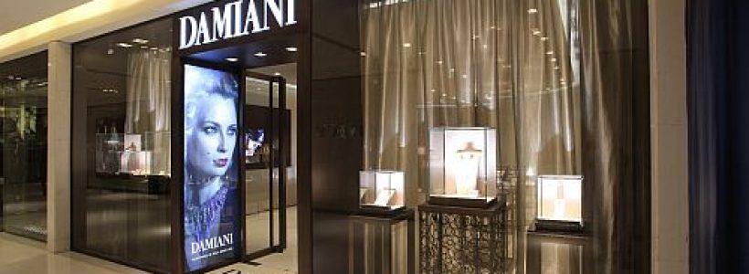 DAMIANI: nuova boutique in Cina.