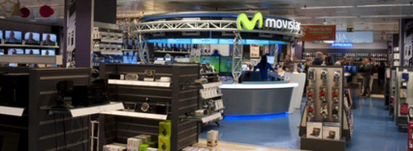 Movistar Fusión, il nuovo concept sviluppato da El Corte Inglés con Telefónica España