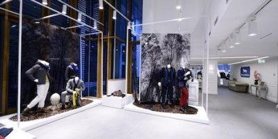HARMONT & BLAINE, nuovo showroom a Milano.