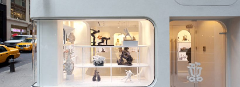 LLADRO': nuovo store a New York.