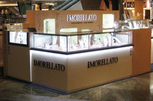Morellato Temporary Store Hong Kong
