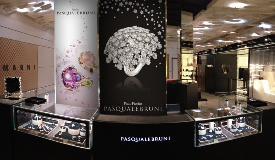 PASQUALE BRUNI pop-up Galeries Lafayette