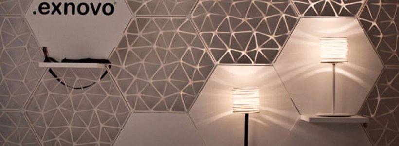 .EXNOVO conquista la Francia! Il 3D printing made in Italy esposto nella showroom SYL'DECO a Montauban.
