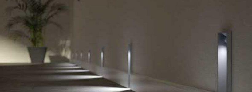 ELEMENT STEP, lampada da incasso a Led by METAL SPOT.