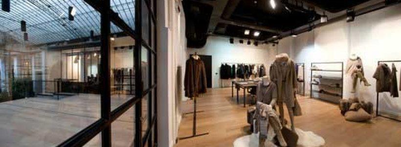 MIROGLIO: rinnovato lo showroom di Milano.