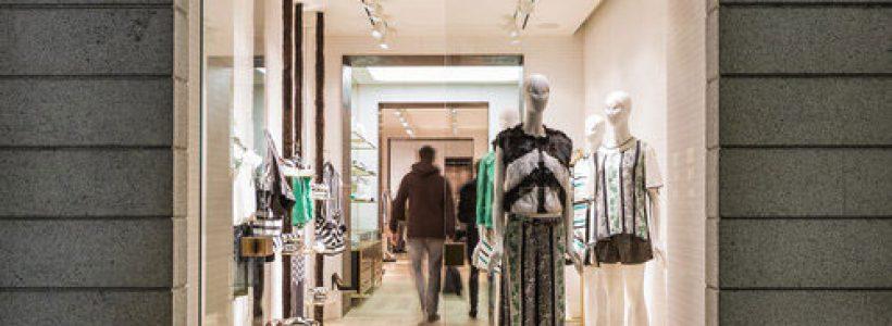 PINKO: nuovo concept store per la boutique di via Montenapoleone.