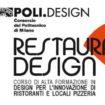Ideare, progettare e arredare ristoranti e locali pizzeria innovativi.