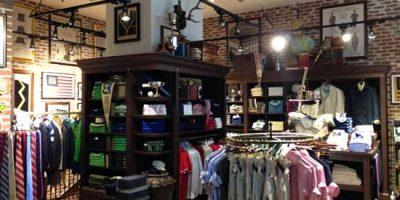 BROOKS BROTHERS apre a Milano il Flatiron Shop.