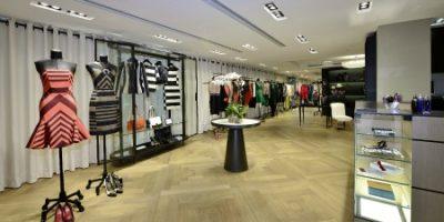 LANVIN flagship store, Hong Kong.
