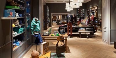 MARC O'POLO Munich The Freedom to Feel at Home | dan pearlman creates the new Marc O'Polo flagship store in Munich