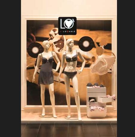 concept delle nuove boutiqu Lo' by Lovable studio B69