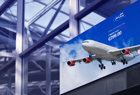 NEC Display Solutions Europe ampliata la gamma LED