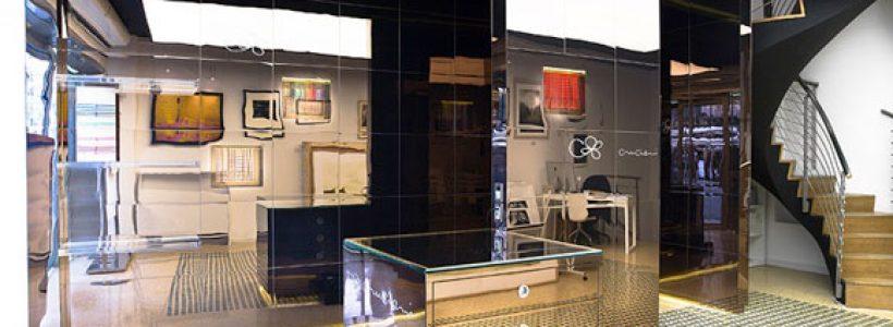 CRUCIANI C: una boutique in Piazza Erbe a Verona.
