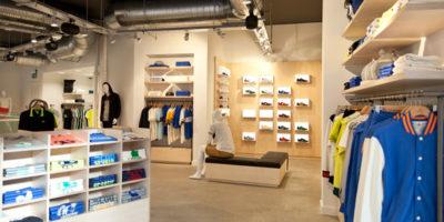 LE COQ SPORTIF apre le porte al primo flagship store nel Regno Unito