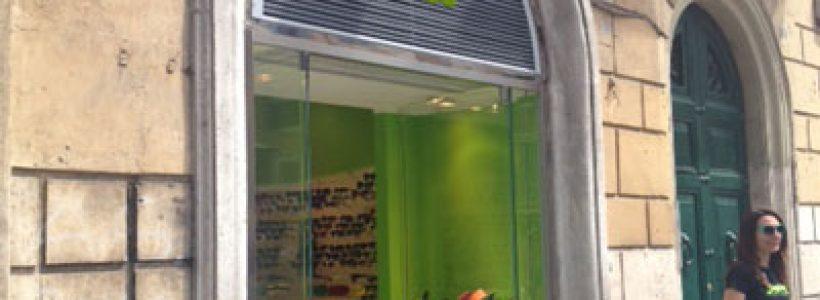 NAU!: terza boutique a Roma