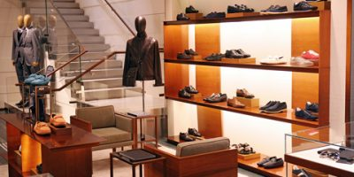 ERMENEGILDO ZEGNA opened its store in Brisbane.