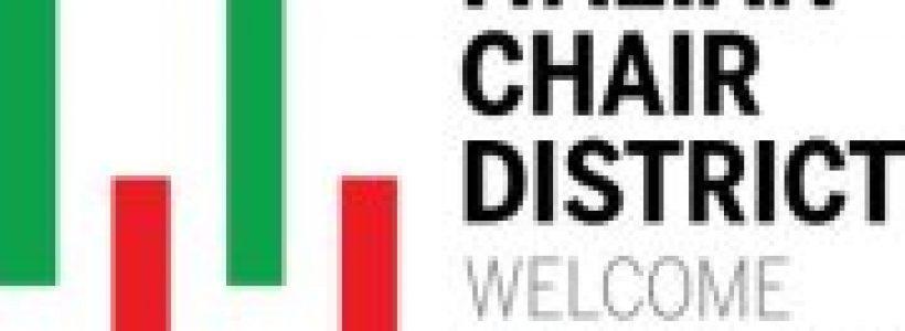 """Italian Chair District porta il """"Made in Italy"""" di sette aziende friulane all'evento """"Contract Contact"""" di Bruxelles"""