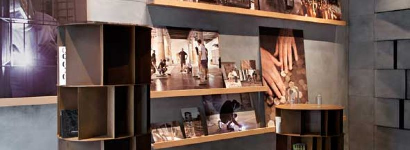 De Castelli inaugura il suo primo Flagship Store a Milano