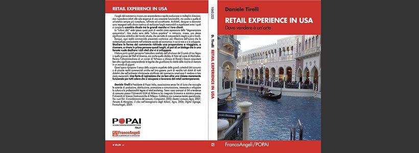 DANIELE TIRELLI presenta il libro Retail Experience In Usa.