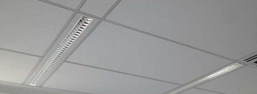 ARMSTRONG® TECH ZONE, il soffitto diventa tecnologico.