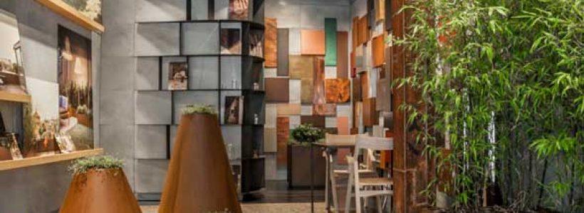 Al Flagship Store DE CASTELLI di Milano, un nuovo allestimento dedicato all'outdoor