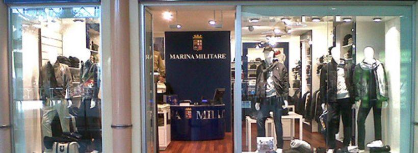 MARINA MILITARE: continua lo sviluppo retail.