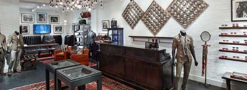JOHN VARVATOS: nuova boutique a Boston.